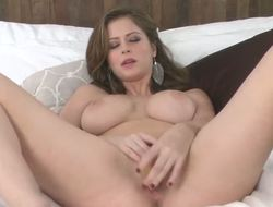 Sensate Emily Addison desires to receive laid in that hairy soft Cave like a horny minx. Enjoy the certainly carnal fierce bang with diminutive hog comrade after a precious dinner.
