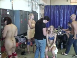 Have a fun fightclub scene with two impressive lesbian sex dolls Brandy Smile and Tigerr Benson
