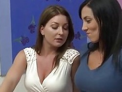 GirlfriendsFilms Big Titty Cougars Dyke Out